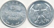 3 Mark 1922 Mz.A Deutsches Reich,Weimarer Republik, J.302 ohne Umschrif... 11,99 EUR  zzgl. 1,80 EUR Versand