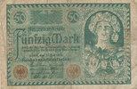 50 Mark 1920 Deutsches Reich,Weimarer Republik, Ro.66, stark gebraucht ... 0,99 EUR  zzgl. 1,80 EUR Versand