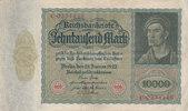 10000 Mark 1922 Deutsches Reich,Weimarer Republik, Ro.68a Rs.mit Unterd... 9,99 EUR  zzgl. 1,80 EUR Versand