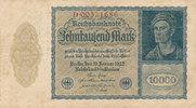 10000 Mark 1922 Deutsches Reich,Weimarer Republik, Ro.69b Reichsdruck K... 0,99 EUR  zzgl. 1,80 EUR Versand