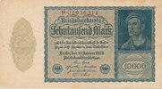 10000 Mark 1922 Deutsches Reich,Weimarer Republik, Ro.69b Reichsdruck K... 1,99 EUR  zzgl. 1,80 EUR Versand