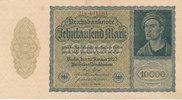 10000 Mark 1922 Deutsches Reich,Weimarer Republik, Ro.69c Firmendruck K... 2,99 EUR  zzgl. 1,80 EUR Versand