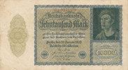 10000 Mark 1922 Deutsches Reich,Weimarer Republik, Ro.69d Firmendruck K... 0,99 EUR  zzgl. 1,80 EUR Versand