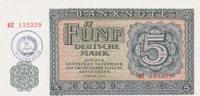 5 Mark, (1955)1980 Deutschland,DDR, Ro.374 Militärgeld Kassenfrisch I  149,99 EUR  zzgl. 7,00 EUR Versand