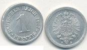 1 Pfennig 1917 Mz.D Deutsches Reich,Kaiserreich, J.300 Alu, vz.  2,99 EUR  zzgl. 1,80 EUR Versand