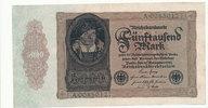 5000 Mark 1922 Deutsches Reich,Weimarer Republik, Ro.77 gebraucht III+,  14,99 EUR  zzgl. 1,80 EUR Versand
