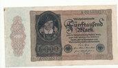 5000 Mark 1922 Deutsches Reich,Weimarer Republik, Ro.77 gebraucht III,  9,99 EUR  zzgl. 1,80 EUR Versand