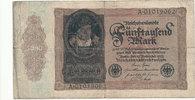 5000 Mark 1922 Deutsches Reich,Weimarer Republik, Ro.77 stark gebraucht... 2,99 EUR  zzgl. 1,80 EUR Versand