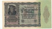 50000 Mark 1922 Deutsches Reich,Weimarer Republik, Ro.78 leicht gebrauc... 6,99 EUR  zzgl. 1,80 EUR Versand