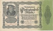 50000 Mark 1922 Deutsches Reich,Weimarer Republik, Ro.79a Reichsdruck,K... 4,99 EUR  zzgl. 1,80 EUR Versand