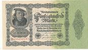 50000 Mark 1922 Deutsches Reich,Weimarer Republik, Ro.79b Reichsdruck,K... 9,99 EUR  zzgl. 1,80 EUR Versand