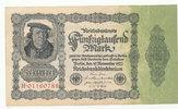 50000 Mark 1922 Deutsches Reich,Weimarer Republik, Ro.79b Reichsdruck,K... 6,99 EUR  zzgl. 1,80 EUR Versand