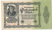 50000 Mark 1922 Deutsches Reich,Weimarer Republik, Ro.79b Reichsdruck,K... 5,99 EUR  zzgl. 1,80 EUR Versand