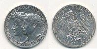 3 Mark 1910 Mz.A Deutsches Reich, Sachsen-Weimar-Eisenach J.158 vz  79,99 EUR  Excl. 7,00 EUR Verzending