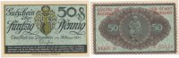 Deutsches Reich, Sachsen, 50 Pfennig  Dresden Stadt,