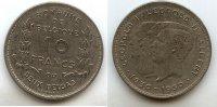 10 Francs 1930 Belgien  sehr schön +  49,99 EUR  zzgl. 4,00 EUR Versand