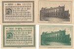50 Pfennig, 1 Mark 1921 Deutsches Reich, Rheinland, Trier Stadttheater,... 49,99 EUR  Excl. 7,00 EUR Verzending