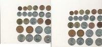 1 Cent-2 Dollars 1943-2001 Australien Lot von 25 Kleinmünzen ss-vzgl.  29,99 EUR  Excl. 4,00 EUR Verzending