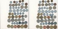 1 Heller-50 Kronen 1921-2003 Tschechoslowakei Lot von 50 Kleinmünzen ss... 29,99 EUR  Excl. 4,00 EUR Verzending