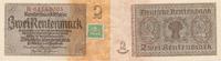 2 Rentenmark 1937 mit Kupon,  1948 Deutschland, Sowjetische Besatzungsz... 25,99 EUR  zzgl. 1,80 EUR Versand