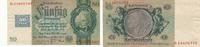50 Reichsmark 1933 mit Kupon 1948 Deutschland, Sowjetische Besatzungszo... 34,99 EUR  Excl. 7,00 EUR Verzending