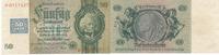 50 Reichsmark 1933 mit Kupon 1948 Deutschland, Sowjetische Besatzungszo... 44,99 EUR  Excl. 7,00 EUR Verzending
