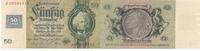 50 Reichsmark 1933 mit Kupon 1948 Deutschland, Sowjetische Besatzungszo... 39,99 EUR  Excl. 7,00 EUR Verzending