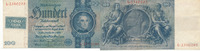 100 Reichsmark 1935 mit Kupon 1948 Deutschland, Sowjetische Besatzungsz... 34,99 EUR  Excl. 7,00 EUR Verzending