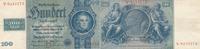 100 Reichsmark 1935 mit Kupon 1948 Deutschland, Sowjetische Besatzungsz... 39,99 EUR  Excl. 7,00 EUR Verzending