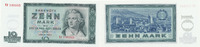 10 Mark 1964 Deutschland, DDR, Ro.355b Austauschnote FZ:YJ Kassenfrisch I  29,99 EUR  zzgl. 1,80 EUR Versand