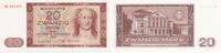 20 Mark 1964 Deutschland, DDR, Ro.356b Austauschnote FZ:ZU  fast Kassen... 34,99 EUR  zzgl. 4,00 EUR Versand