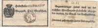 Drei Groschen 1861 ? Altdeutschland, Thüringen, Wegegeld Trügleben,  le... 29,99 EUR  Excl. 4,00 EUR Verzending