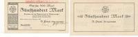 500 Mark 1922 Deutsches Reich, Thüringen, Waltershausen, B.Polack AG  l... 39,99 EUR  Excl. 7,00 EUR Verzending