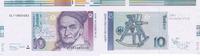 10 Deutsche Mark 1993 Deutschland Bundesrepublik, Sammlerbanknote, Ro.3... 44,99 EUR  Excl. 7,00 EUR Verzending