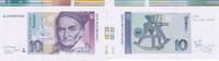 10 Deutsche Mark 1993 Deutschland Bundesrepublik, Sammlerbanknote, Ro.3... 49,99 EUR  zzgl. 4,00 EUR Versand
