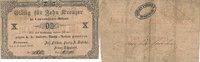 10 Kreuzer 1849 Österreich, Böhmen Braunau, Joseph Fischer, stark gebra... 39,99 EUR  zzgl. 4,00 EUR Versand