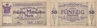 50 Milliarden Mark 1923 Deutsches Reich, Ostpreussen, Königsberg, Provi... 49,99 EUR  Excl. 7,00 EUR Verzending