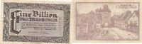 1 Billion Mark 1923 Deutsches Reich, Rheinland, Wetzlar, Stadt, gebrauc... 29,99 EUR  Excl. 4,00 EUR Verzending