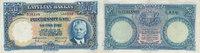 50 Latu 1934 Lettland  leicht gebraucht II-,  34,99 EUR  Excl. 7,00 EUR Verzending