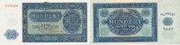 100 Mark 1948 Deutschland,DDR, Ro.346F1, Druckfehler Null am Rand mit Q... 59,99 EUR  Excl. 7,00 EUR Verzending