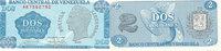2 Bolivar 1989 Venezuela  Kassenfrisch I  0,99 EUR