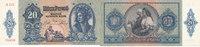 20 Pengö 1941 Ungarn  leicht gebraucht II+,  5,99 EUR