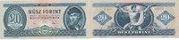 20 Forint 1969 Ungarn  leicht gebraucht II+,  5,99 EUR