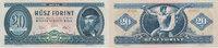 20 Forint 1969 Ungarn  leicht gebraucht II,  4,99 EUR