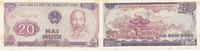 20 Dong 1985 Vietnam  leicht gebraucht II,  0,99 EUR