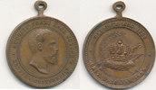 Medaille 1889 Österreich, Rudolff Franz Karl Joseph,Kronprinz, vz,25,8m... 19,99 EUR