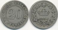 20 Centesimi 1894 R Italien  ss  9,99 EUR