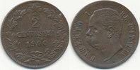 2 Centesimi 1900 R Italien  vz  9,99 EUR