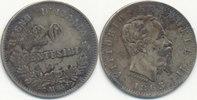 20 Centesimi 1863 M Italien  ss-vz,ungereinigt,  9,99 EUR