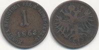 1 Soldo 1862 V Italien  s-ss  9,99 EUR